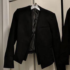 Black Calvin Klein blazer